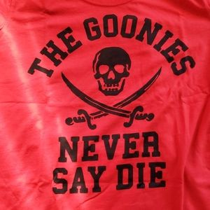 Women's Relaxed Fit Size S Goonies Tee